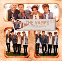 Photopack 2156: The Vamps by PerfectPhotopacksHQ