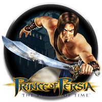 Prince of Persia The Sands of Time Icon by DudekPRO