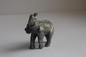 Stock 405 - Elephant Statuette by pink-stock