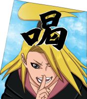 Deidara Master Of Bakuton by matheus-san
