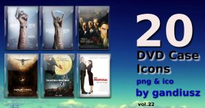 DVD Case collection vol.22 by gandiusz