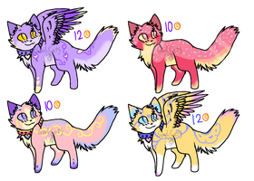 Valentines day adopts-batch 1 by SoulCats