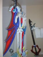 Unfinished Keyblades by EuTytoAlba