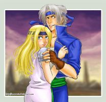 Locke and Celes -Remake- by Amarevia