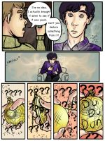 Wholock: After the Flame page 2 by Owl-Publications