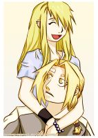 FMA-I am not your Romeo by BrokenRomance3