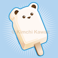 Kickstarter - Kawaii Polar Bar by kimchikawaii