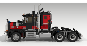 5571 Black Cat Giant Truck - Legacy Version r1 by ryanthescooterguy