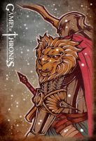 Lannister Game Of Thrones by H3IR