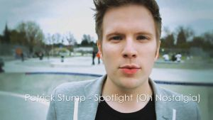 Patrick Stump - Spotlight by R-Clandestin