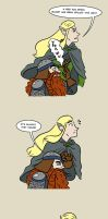 Gimli has a point... by Ragwitch