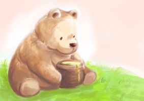 Pooh by Poporetto