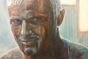 Roy Batty (Blade Runner) - FINISHED PIECE. by MrYib