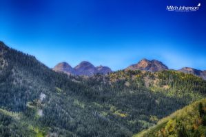 On Top Early Morning View HDR by mjohanson