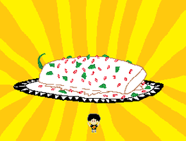 March 16th - Mexican Food by Rayleighev