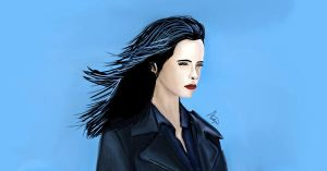 Jessica Jones by NadyaHope