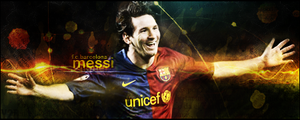 Messi by Y2Joker