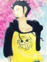 Trafalgar Law by smokey-vee