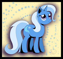 The Great and Adorable Trixie! by hllday