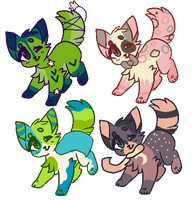 (CLOSED) CHEAP Point Adopts by honkfriend