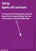 DeadCaL's Gigantic Card Textures - Purple by deadcal