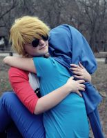 Dave Strider and John Egbert ! 08 by AwesomeShuri