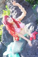 Ariel The Little Mermaid by Misuzu-Suu