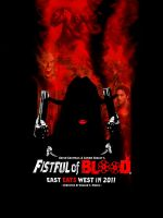 Fistful of Blood poster comp 2 by LiamSharp