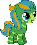 Filly Tinker Dinker by SteelTyped