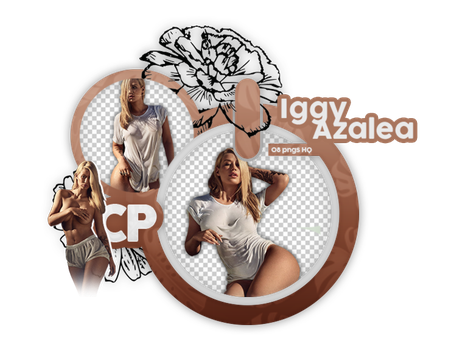 Pack Png 850 - Iggy Azalea by confidentpngs
