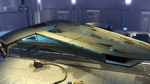 SWTOR Imperial Agent's Ship by skylinegtr01