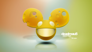 Deviant Skybrix Design - | Deadmau5 Cheese Head by Skybrix