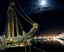 Night in Vell by laventa