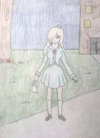 School Uniform Rosalina by Punisher2006