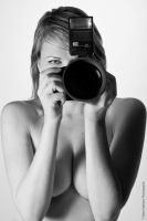 BW Nude Photography by BrianMPhotography