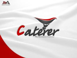 Caterer logo by REDFLOOD