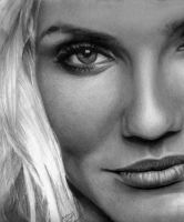 Cameron Diaz by analuizantunes