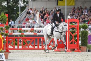 3DE Show Jumping Phase Stock 70 by LuDa-Stock
