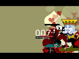 Casino Royale Wallpaper. by illusionskeeper