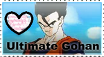 I support Ultimate Gohan Stamp... by MilkshakeAngelz