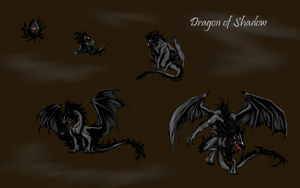NWD Dragon of Shadow by Asura1
