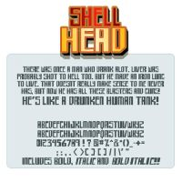 Shellhead by shonenpunk