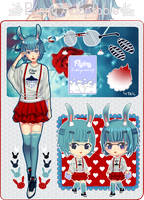 [Auction] Adoptable | Sweet Bunny [CLOSED] by Biby-san