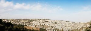 Jerusalem panorama by ign0me