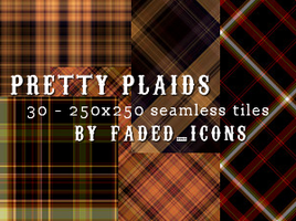 Pretty Plaids 003 by faded-ink