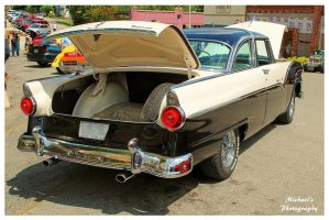 A Sharp 1955 Ford Crown Victoria by TheMan268