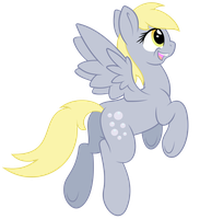 Derpy!! by EROCKERTORRES