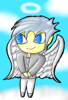 My little angel by luxiavideogamer11
