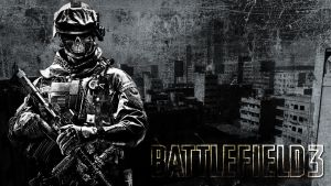 Battlefield 3 HD Wallpaper by freiheitskampfer