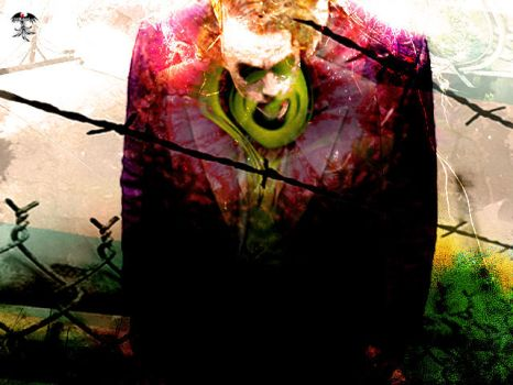 The reincarnation of the Joker by TheFenice